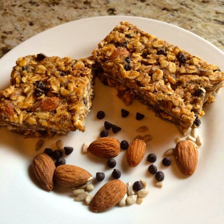 vegan energy bar recipe