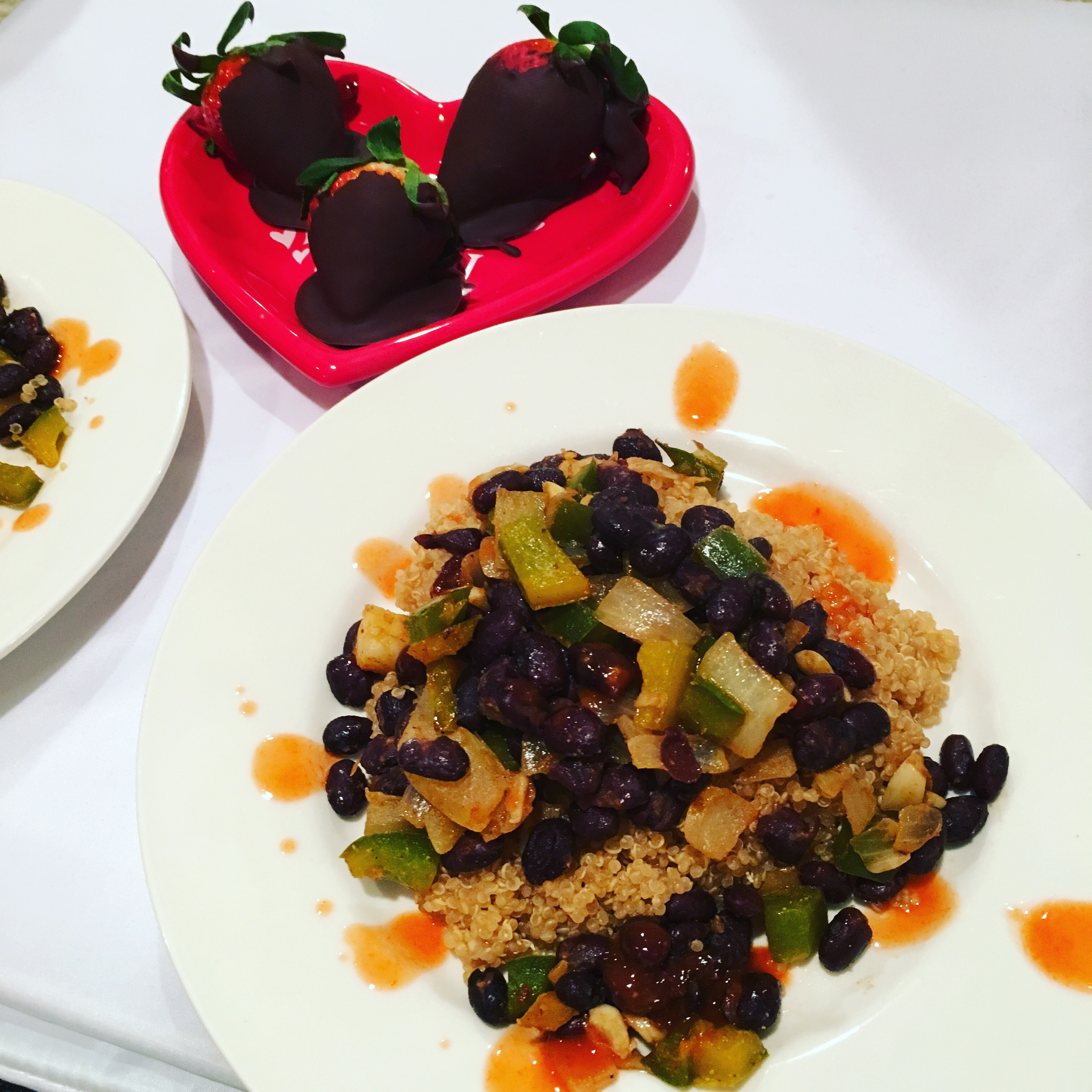 Quinoa and Black Beans | Glow Healthy